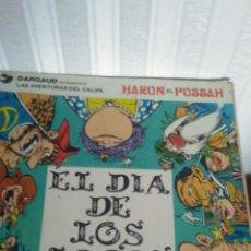 Cómics: TOMO NUMERO 2 SERIEHARUN EL PUSSAH AÑO 1977. Lote 173074333