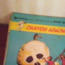 Cómics: TOMO NUMERO17 DE LA SERIE LUCKY LUKE ,AÑOS 80,TAPA DURA. Lote 173088259