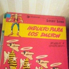Cómics: TOMO NUMERO 13 DE LA SERIE LUCKY LUKE ,AÑOS 80,TAPA DURA. Lote 173088445