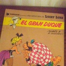 Cómics: TOMO NUMERO 3 DE LA SERIE LUCKY LUKE ,AÑOS 80,TAPA DURA. Lote 173088884
