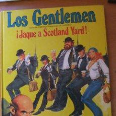 Cómics: LOS GENTLEMEN Nº 1 JAQUE A SCOTLAND YARD GRIJALB0. Lote 173089120