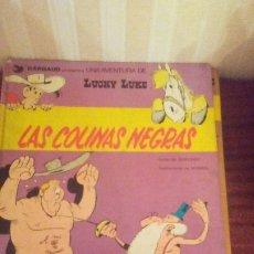 Cómics: TOMO SERIE LUCKY LUKE,AÑOS 80,TAPA DURA. Lote 173089184
