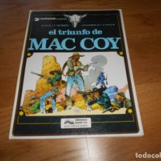 Cómics: MAC COY Nº 4 EL TRIUNFO DE MAC COY (GRIJALBO / DARGAUD ) TAPA DURA 1979 BUEN ESTADO. Lote 173423889