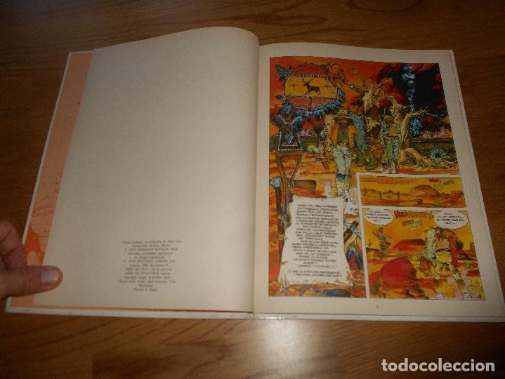 Cómics: MAC COY Nº 4 EL TRIUNFO DE MAC COY (GRIJALBO / DARGAUD ) TAPA DURA 1979 buen estado - Foto 3 - 173423889