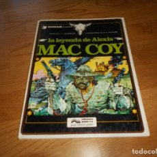 Cómics: LA LEYENDA DE ALEXIS MAC COY. Nº 1. EDICIONES JUNIOR. 1981BUEN ESTADO. Lote 173423963
