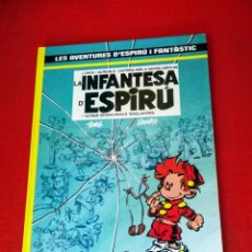 Cómics: LES AVENTURES D'ESPIRU I FANTÀSTIC:LA INFANTESA D'ESPIRU.EDICIONES JUNIOR. EN CATALÀ. Lote 173424414