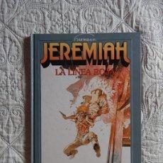 Cómics: JEREMIAH - LA LINEA ROJA N. 16. Lote 173438477