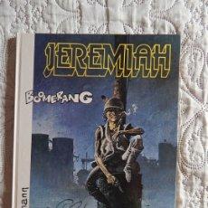 Cómics: JEREMIAH - BOOMERANG N. 11. Lote 173438564