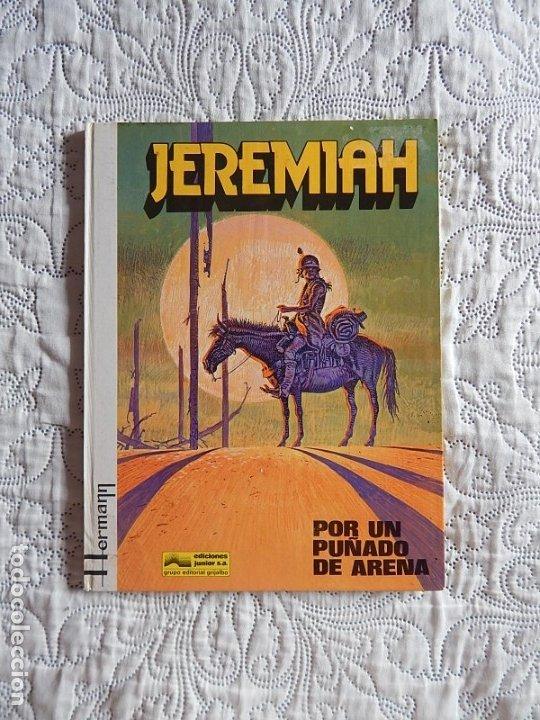 JEREMIAH - POR UN PUÑADO DE ARENA N. 2 (Tebeos y Comics - Grijalbo - Jeremiah)