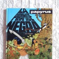 Comics : PAPYRUS - LA PIRAMIDE NEGRA -N. 10. Lote 173489429