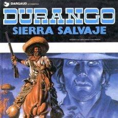 Cómics: DURANGO Nº 5 SIERRA SALVAJE - GRIJALBO - CARTONE - BUEN ESTADO - OFI15T. Lote 173677685