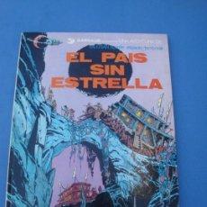 Cómics: VALERIAN- EL PAÍS SIN ESTRELLA DARGAUD 1978. Lote 173984797