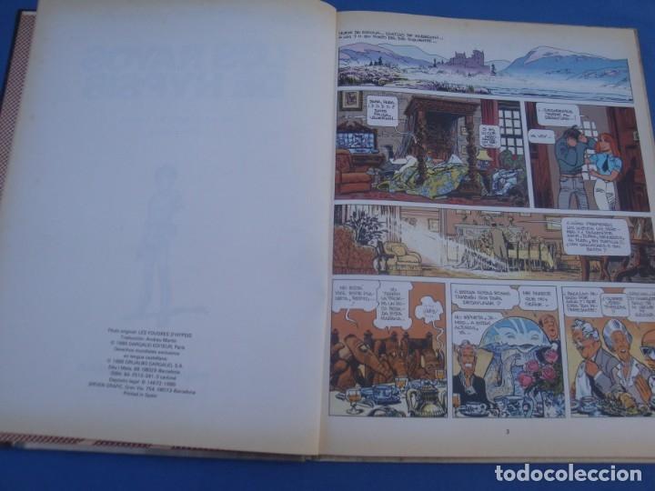 Cómics: VALERIAN- LOS RAYOS DE HYPSIS DARGAUD 1986 - Foto 2 - 173984898