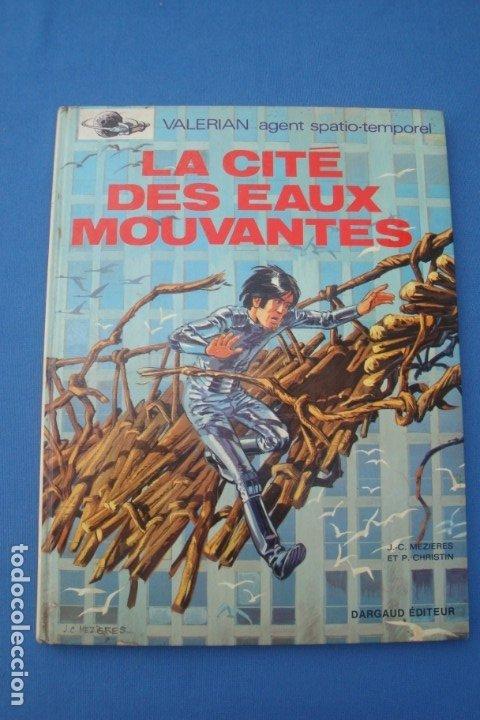 VALERIAN AGENTE ESPACIO-TEMPORAL -LA CITÉ DES EAUX MOUVANTES 1971 (Tebeos y Comics - Grijalbo - Valerian)