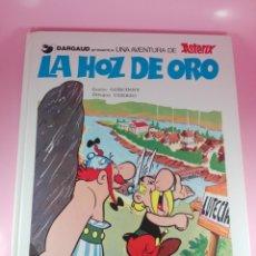 Cómics: COMIC-ASTERIX-LA HOZ DE ORO-1979-GOSCINNY/UDERZO-EXCELENTE ESTADO-VER FOTOS. Lote 174045538