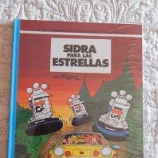 Comics : LAS AVENTURAS DE SPIROU Y FANTASIO - SIDRA PARA LAS ESTRELLAS N. 38. Lote 174083167