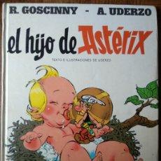 Cómics: ASTERIX, EL HIJO DE ASTERIX - EDICIONES GRIJALBO 1983 - TAPA DURA. Lote 174085532