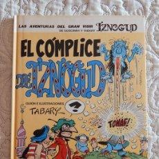 Cómics: LAS AVENTURAS DEL GRAN VISIR IZNOGUD - EL COMPLICE DE IZNOGUD N. 13. Lote 174085810