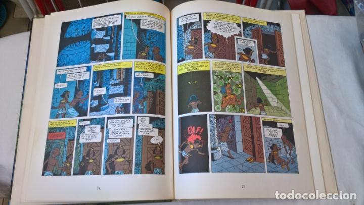 Cómics: COMIC: PAPYRUS Nº 6. LOS CUATRO DEDOS DEL DIOS LUNA - Foto 2 - 174110250