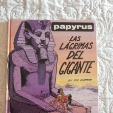 Cómics: PAPYRUS - LAS LAGRIMAS DEL GIGANTE - N.9. Lote 174114282