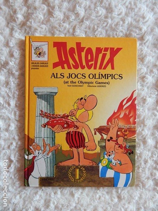 ASTERIX ALS JOCS OLIMPICS - CATALA - ENGLISH N. 5 (Tebeos y Comics - Grijalbo - Asterix)