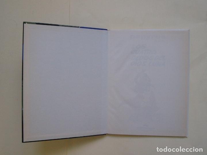 Cómics: PAPYRUS Nº 6 - LOS CUATRO DEDOS DEL DIOS LUNA - DE GIETER - EDICIONES JUNIOR - GRIJALBO 1989 - Foto 4 - 174216552