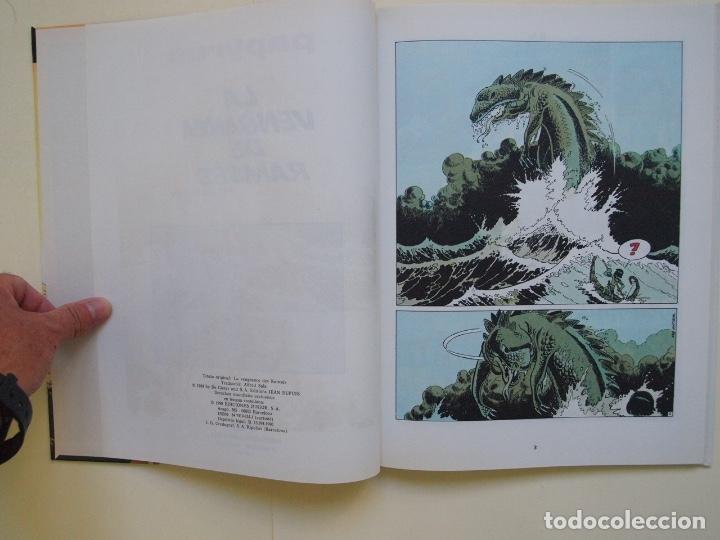 Cómics: PAPYRUS Nº 7 - LA VENGANZA DE RAMSÉS - DE GIETER - EDICIONES JUNIOR - GRIJALBO 1990 - Foto 5 - 174217210