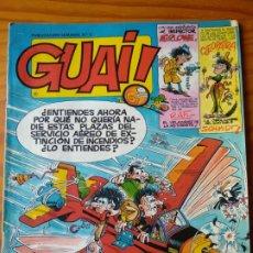 Cómics: GUAI! Nº 3 - EDICIONES JUNIOR GRIJALBO-. Lote 174243165