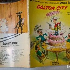 Cómics: COMICS: LUCKY LUKE Nº 29. DALTON CITY. TAPA BLANDA 1985 (B.E). Lote 174310855