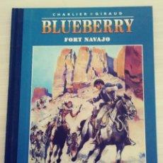 Cómics: BLUEBERRY -FORT NAVAJO Nº1. Lote 174430857
