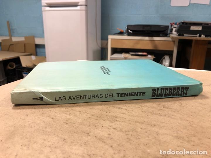 Cómics: LAS AVENTURAS DE TENIENTE BLUEBERRY N° 7. CHARLIER - GIRAUD - WILSON. GRIJALBO DARGAUD. 3 NÚMEROS. - Foto 12 - 174993219