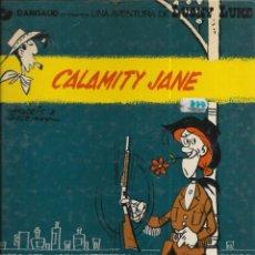 Cómics: == J10 - LUCKY LUKE - CALAMITY JANE - GRIJALBO / DARGAUD . Lote 175087995