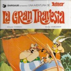 Cómics: == J33 - LA GRAN TRAVESIA - UNA AVENTURA DE ASTERIX. Lote 175103070