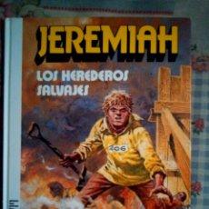 Cómics: JEREMIAH - Nº 3 -LOS HEREDEROS SALVAJES- GRAN HERMANN- 1981-MUY BUENO-DIFÍCIL-LEAN-1901. Lote 175134913