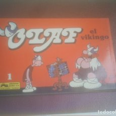 Comics : OLAF EL VIKINGO Nº 1 EDICIONES JUNIOR S.A. DIK BROWNE GRUPO GRIJALBO. Lote 175432868