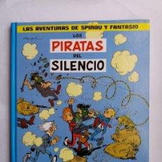 Cómics: LOS PIRATAS DEL SILENCIO Y EL SUPER QUICK. LAS AVENTURAS DE SPIROU Y FANTASIO. 1997.. Lote 175605573