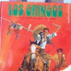 Cómics: LOS GRINGOS VIVA LA REVOLUCIÓN. Lote 175615478