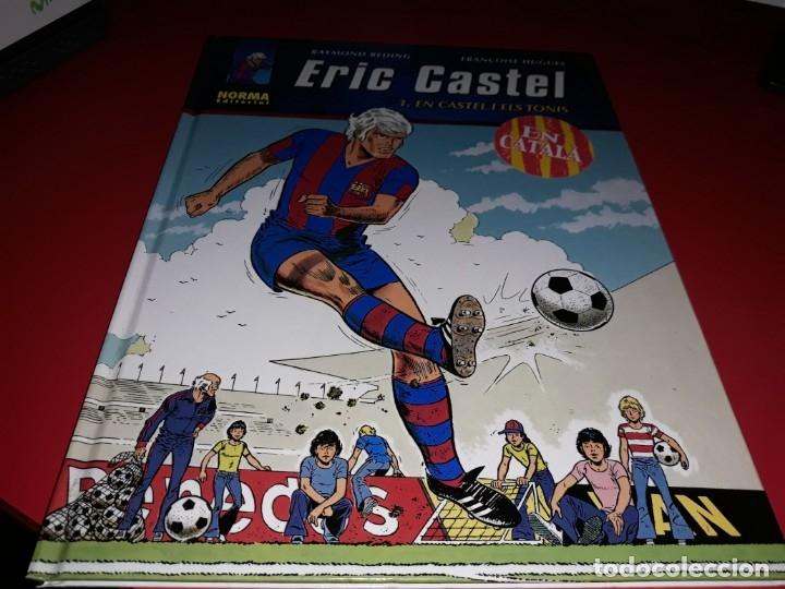 ERIC CASTEL Nº 1 EN CASTEL I ELS TONIS NORMA EDITORIAL 1ª EDICIÓ 2008 (Tebeos y Comics - Grijalbo - Eric Castel)