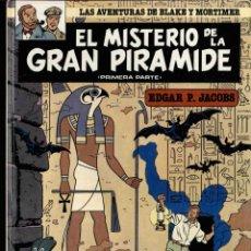 Cómics: EL MISTERIO DE LA GRAN PIRÁMIDE, PRIMERA PARTE. Lote 175707684