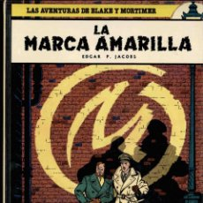 Cómics: LA MARCA AMARILLA Nº 3. Lote 175707990