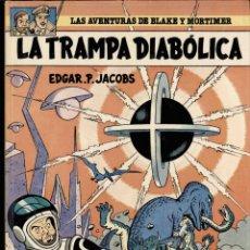 Cómics: LA TRAMPA DIABÓLICA Nº 6. Lote 175708423