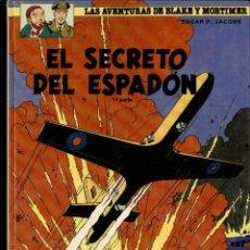 Cómics: EL SECRETO DEL ESPADÓN, PRIMERA PARTE Nº 9. Lote 175708959
