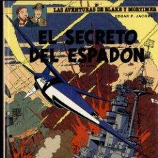 Cómics: EL SECRETO DEL ESPADÓN, TERCERA PARTE Nº 11. Lote 175709298