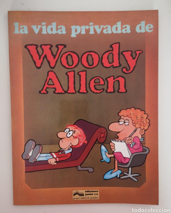 LA VIDA PRIVADA DE WOODY ALLEN - GRIJALBO (Tebeos y Comics - Grijalbo - Otros)