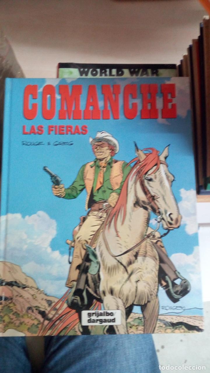COMANCHE 11 LAS FIERAS NUEVO (Tebeos y Comics - Grijalbo - Comanche)