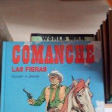 Cómics: COMANCHE 11 LAS FIERAS NUEVO. Lote 175862015