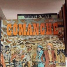 Cómics: COMANCHE 12 EL DOLAR DE TRES CARAS NUEVO. Lote 175862265
