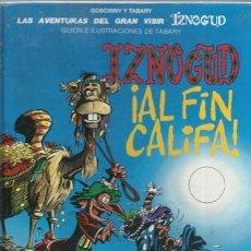 Cómics: IZNOGUD 18, 1994, GRIJALBO, BUEN ESTADO. Lote 175954635