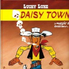 Cómics: LUCKY LUKE, DE MORRIS - DAISY TOWN - SALVAT 2001 - COMO NUEVO. Lote 176094595