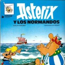 Cómics: ASTERIX Y LOS NORMANDOS - GRIJALBO DARGAUD 1992 - BIEN CONSERVADO. Lote 176120757